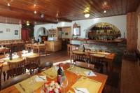 Vista del ristorante